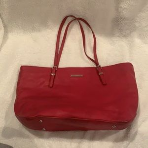 Nine West magenta pink purse